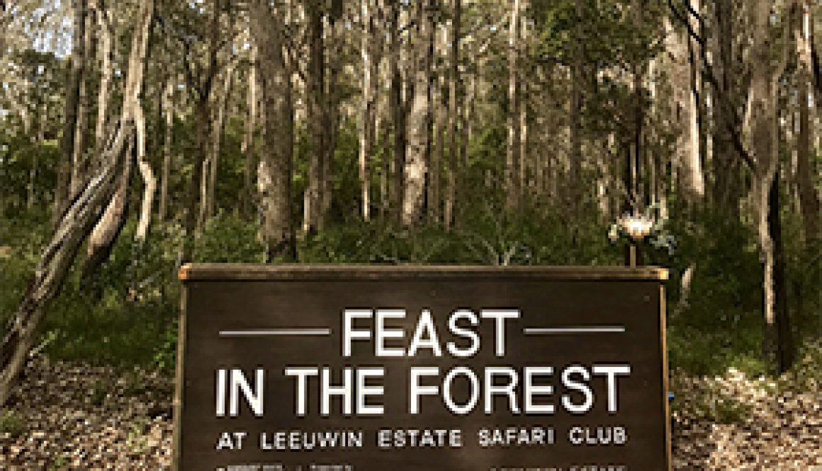 feast in the forest