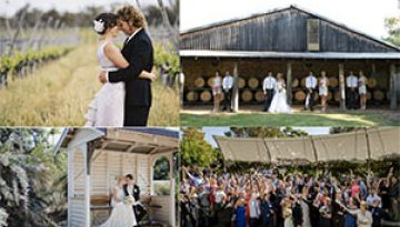 weddings at happs winery
